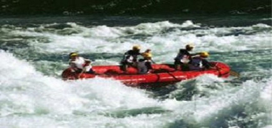 rafting in pahalgam
